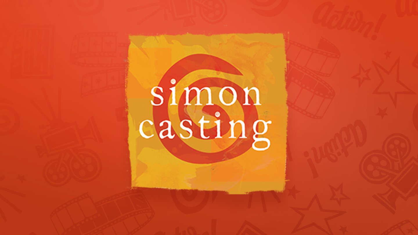 Simon Casting Website Redesign